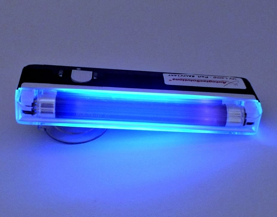 Lovely ... UV Cure Lamp Ultraviolet Black UV Light For Auto Glass Windshield  Repair Kit 2 ...
